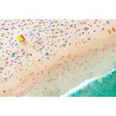 Coogee Beach Diagonal