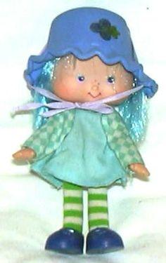 Blueberry Muffin doll-loved her!