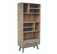 Nilsson Rustica Reclaimed Wood Shelving Unit Modish Living Wooden Units Storage Cabinets