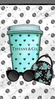 Kitten' Kitten's World Azul Tiffany, Tiffany And Co, Tiffany Blue, Cute Wallpapers, Wallpaper Backgrounds, Iphone Wallpaper, Printable Stickers, Planner Stickers, Fashion Wall Art