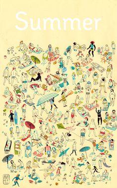 El verano de Ana Pez | This is the summer for Ana Pez.