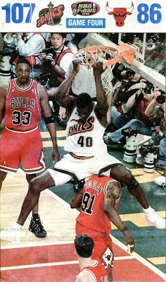 Shawn Kemp NBA Finals