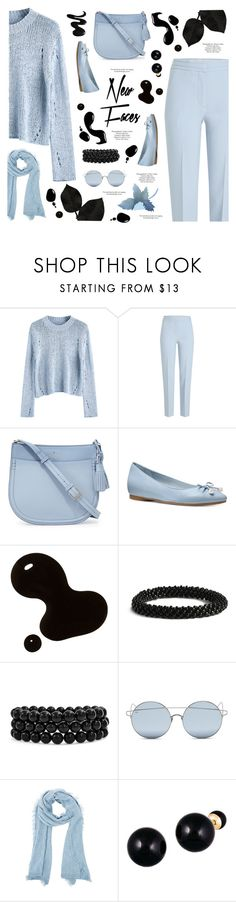 """""""Untitled #2483"""" by countrycousin ❤ liked on Polyvore featuring Victoria, Victoria Beckham, Kate Spade, Topshop, Michael Kors, Clips, Cole Haan, Bling Jewelry, For Art's Sake, Kinross and Lord & Taylor"""