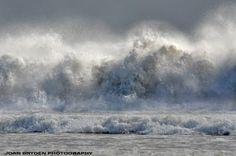 Rough seas, Ardalanish Bay, Isle of Mull, Scotland