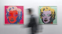 El Pop Art de Andy Warhol inunda las pantallas de Times Square - Cooperativa.cl