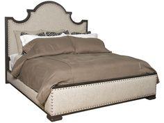 Vanguard Bedroom King Bed V1727K-HF - Vanguard Furniture - Conover, NC
