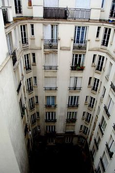 def want to live in an old building like this someday. maybe in paris??