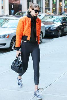 Gigi Hadid Style, Street Style - Gigi Hadid Outfits