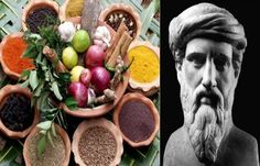 ΒΙΟσυντονίΖΩ - VIOsintoniZW : Ολίγα Περί Πυθαγόρειας Διατροφής.. «Εκείνο που διατηρεί την υγεία είναι ισομερής κατανομή και ακριβής μείξη μέσα στο σώμα των δυνάμεων (= ισονομία) του ξηρού, του υγρού, του κρύου, του γλυκού, του πικρού, του ξινού και του αλμυρού. Την Αρρώστια την προκαλεί η επικράτηση του ενός (=μοναρχία). Πατήστε επάνω στην εικόνα για να διαβάσετε το άρθρο. #VIOsintoiZW #ΒΙΟσυντονίΖΩ #Ιπποκράτης #Υγεία #Υγιής #Διατροφή #Είμαστεότιτρώμε #Βιοσυντονισμός #Αρρώστια
