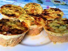 Mleté morčacie mäso v miske (fotorecept) - Recept Baked Potato, Quiche, Potatoes, Baking, Breakfast, Ethnic Recipes, Food, Diet, Morning Coffee