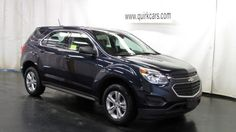 2016 Chevrolet Equinox LS For Only $85 A Month At Quirk Chevrolet In  Manchester, NH