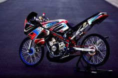 16 Awesome Modifikasi Motor Kawasaki Ninja R 150 Modifikasi Motor