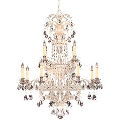 In LaLa Land...one day :-)  I pinned this Isabella Chandelier from the Savoy House event at Joss and Main!
