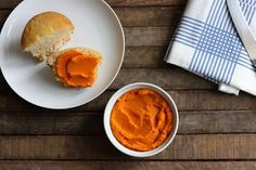 Carrot Miso Butter // Choosing Raw Miso Butter, Winter Vegetables, Tasty, Yummy Food, Raw Vegan, Raw Food Recipes, Holiday Recipes, Food Processor Recipes
