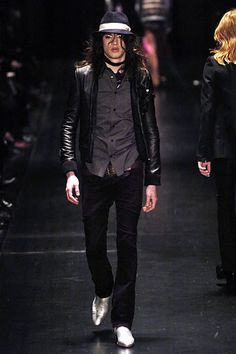 Dior Homme Fall 2005 Menswear - Collection - Gallery - Style.com