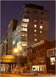 Nostalgia wrapped in style. Neil Denari's HL23 Residential Tower Rises in Chelsea - Review - NYTimes.com