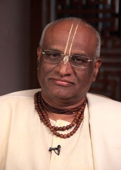 Sri Madhu Pandit Dasa's message on being conferred with Padma Shri. I thank the Government of India for bestowing upon me the honour of Padma Shri #Award.