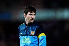 Messi, con fiebre, no se ejercita tras la derrota en el Clásico.