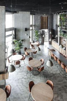 Dit is waarom het interieur van cafés belangrijker is dan de menukaart - Roomed