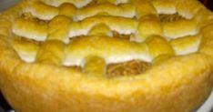 """Εξαιρετική συνταγή για Νηστίσιμη μηλόπιτα της πεθεράς μου. Μια υπέροχη μηλόπιτα που φτιάχνει η πεθερά μου. Μας αρέσει τόσο που τη φτιάχνουμε και εκτός περιόδου νηστείας. Enjoy it !!!  Λίγα μυστικά ακόμα  Είναι καλύτερο να χρησιμοποιήσετε μαργαρίνη σε κουπάκι και όχι πλάκα. Η μαργαρίνη που είναι στο κουπάκι είναι ελαφρώς πιο μαλακή και δουλεύεται πιο εύκολα. Η πλάκα κάνει τη ζύμη πιο """"τριφτή"""". Vegan Dessert Recipes, Desserts, Hot Dogs, Ethnic Recipes, Food, Tailgate Desserts, Deserts, Meals, Dessert"""