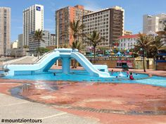 Durban is the largest city in the #SouthAfrican province of #KwaZuluNatal.