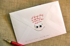 Mr. Letter by Smallest Forest, via Flickr