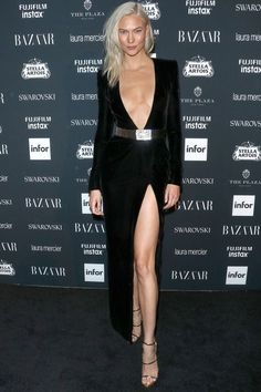 The most glamorous looks from the fashionable night: