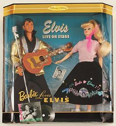 Elvis Loves Barbie * Details can be found by clicking on the image.
