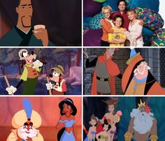 Quiz: Which Disney Dad do You Have? Mine is like Fa Zhou, Maurice, Tiana's dad, and a little bit of Triton when protective.
