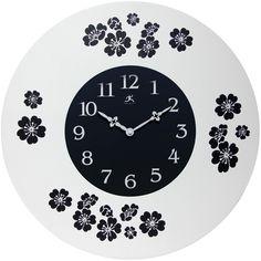 New from Infinity http://www.clocksaroundtheworld.com/medium-clocks.html