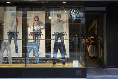 LEE window campaign by frank agterberg/bca