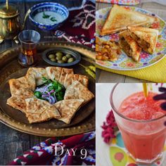 Ramadan Series: Iftar Plan for 30 days Chicken Pockets, Ginger Lemonade, Ramadan Recipes, Recipe Link, Iftar, 30 Day, Eid, About Me Blog, Cooking Recipes