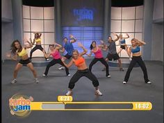 My favorite ab video of all time. Turbo Jam Ab Jam. Love you, Chalene.