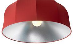 Dome M. Moooi. Lámpara suspensión fabricada en tejido poliester estructura de acero. Reflector plata. http://www.lamparasoliva.com/outlet/dome-moooi.html