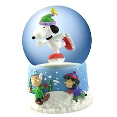 Snoopy on Ice