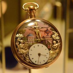 A La Vieille Russie and Parmigiani present Mechanical Wonders: The Sandoz Collection Old Pocket Watches, Pocket Watch Antique, Old Clocks, Antique Clocks, Antique Watches, Vintage Watches, Father Time, Amazing Watches, Beautiful Watches