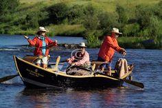 fly fishing in jacks