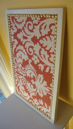 Decorative Bulletin Board Memo Board Medium Nail by OnlyLally, $36.00