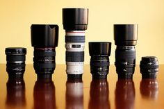 A great guide to lenses