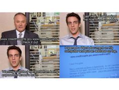 I love the office.