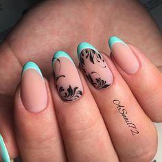 Мастер ▪️ @asnail72 г.Тюмень _________________________ #ногти #наращиваниеногтей #комбинированныйманикюр  #дизайнногтей #идеяманикюра #ребенок #гельлак #ногти #аэрографиянаногтях #ручнаяроспись #инкрустация #art #отруки #рисунок #humor #лайфхак #идея #идеядизайна #красивыеногти #волосы #маникюр #naildesign #дизайн #свадьба #nails #good #hair #blogger #акрил #свадебныйдизайн