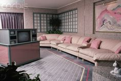 1980s living room - Google Search