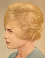 1960s Elegant and Graceful Hairstyles