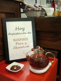 """Momento """"Rooibos Pera y Chocolate"""""""