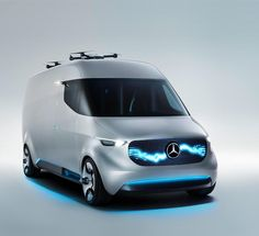 The Vision Van is a combination of emotion and intelligence.
