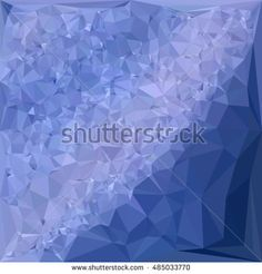 Low polygon style illustration of a steel blue abstract geometric background. #abstractbackground #lowpolygon #illustration