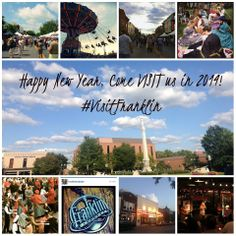 There is so much to do in Franklin, TN: sites, music, events AND amazing food. Celebrate 2014 in style: Home Hearth Hospitality COMMUNITY at Burger Up Cool Springs.