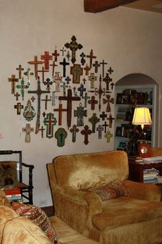 I Ve Always Wanted A Cross Wall