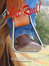 CrookedStirrups.com - Authentic, Original, Crooked Stirrups, Patented Western Saddles