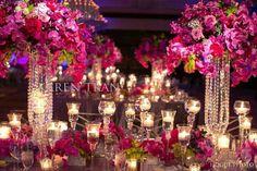 Pretty & Pink! #karrntranweddings #munaluchi